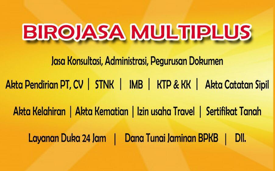 Biro Jasa Pengurusan Dokumen di Kota Bekasi