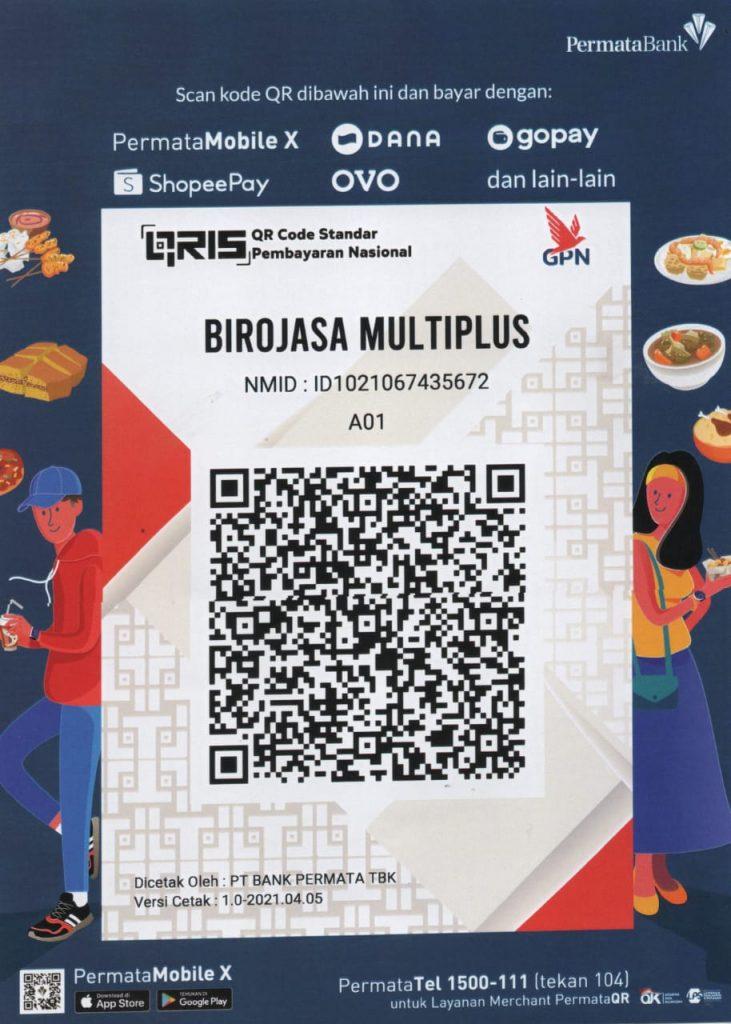 Pembayaran Online Birojasa Multiplus